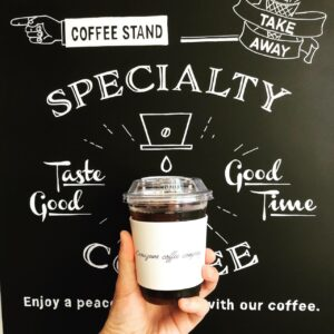 Karuizawa Coffee Company Stand